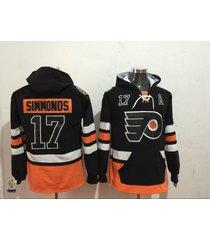 philadelphia flyers wayne simmonds hockey pullover hoodie jersey