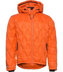 element down parka fodrad jacka orange mountain works