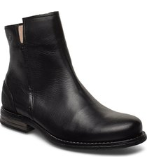 shady shoes boots ankle boots ankle boots flat heel svart sneaky steve