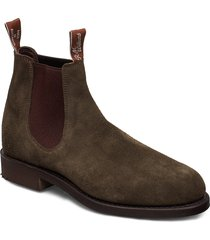 gardener g stövletter chelsea boot brun r.m. williams