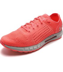 tenis running coral under armour ua w hovr sonic nc