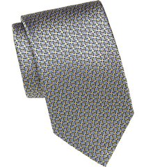 digital print silk tie