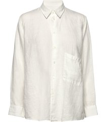 elma shirt overhemd met lange mouwen wit hope