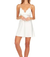 flora nikrooz collections farrah charmeuse chemise nightgown