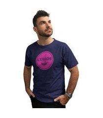 camiseta cellos bowl premium masculina