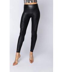 akira spanx faux leather moto leggings
