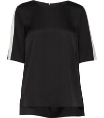 conari-1 blouses short-sleeved svart hugo
