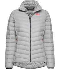 w verglas down insulator outerwear sport jackets padded jacket grå helly hansen