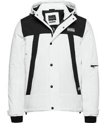 outerwear parka jas wit blend