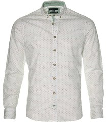 colours & sons overhemd - slim fit - wit