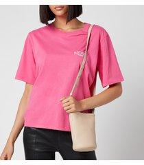 mansur gavriel women's mini zip bucket bag - aglio