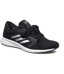 edge lux 4 shoes sport shoes running shoes svart adidas performance