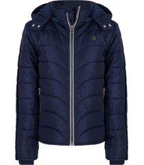 indian blue jeans blauwe jacket 1010