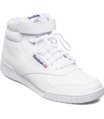 ex-o-fit hi shoes sport shoes high-top sneakers vit reebok classics