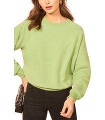 women's reformation rio sweatshirt