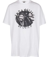vivienne westwood white cotton t-shirt