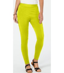 style & co. leggings, created for macy's