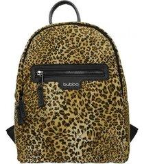 mochila marrón bubba glam