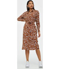 object collectors item objorrie l/s shirt dress 108 loose fit dresses