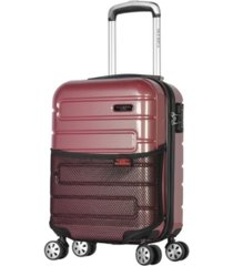 "olympia usa nema 18"" under the seat carry-on pc hardcase spinner"