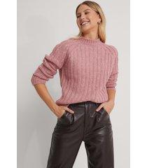 trendyol tröja - pink
