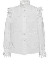 felicity långärmad skjorta vit sofie schnoor