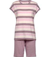 pyjama short pyjamas rosa schiesser
