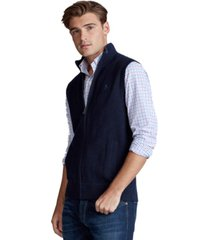 polo ralph lauren men's cotton sweater vest