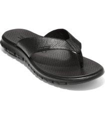 cole haan men's zerogrand thong sandal men's shoes