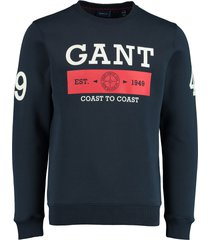 gant sweater nautical donkerblauw 2046075/433