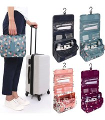 donna beauty case d'appendere da viaggio