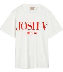 teddy one love t-shirt