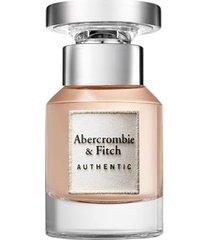 authentic woman abercrombie & fitch perfume feminino eau de parfum 30ml
