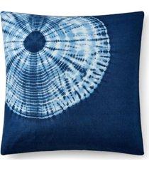 """lauren ralph lauren gavin tie-dye throw pillow, 20"""" x 20"""" bedding"""