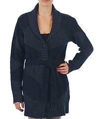 vest gant n.y. diamond shawl collar cardigan