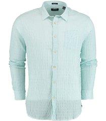dstrezzed shirt regular collar lt. seer 303438/534