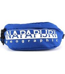 marsupio napapijri happy bum bag n0yi0j bc5 skydriver blue