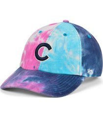 '47 brand women's chicago cubs tie dye adjustable cap