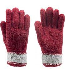 guantes mateo rojo topsoc
