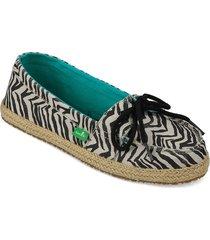 zapatos mujer sanuk kariba zebra 07