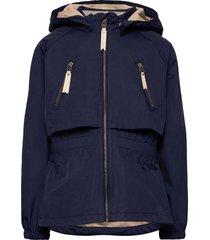 algea jacket, k outerwear shell clothing shell jacket blå mini a ture