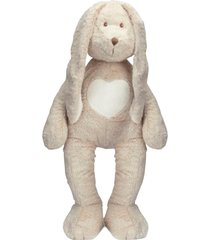 teddy cream kanin, mellan, grå