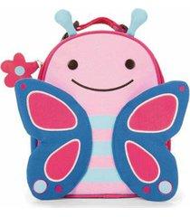 lancheira infantil skip hop zoo borboleta feminina