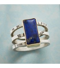full of love lapis ring