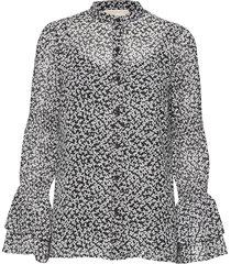 smkd shirt blouse lange mouwen multi/patroon michael kors