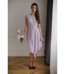 sukienka l080 fiolet