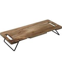 taca drewniana deska do serwowania wood