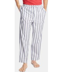 nautica men's cotton striped pajama pants