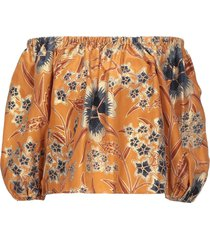 ulla johnson blouses