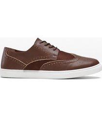 scarpa stringata (marrone) - bpc selection